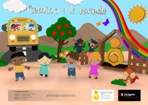 """Exposición """"Camino a la escuela"""""""
