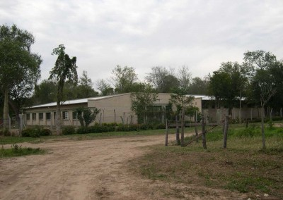 Escuela con internado Reach, Río Verde